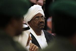 Sudánsky exprezident Umar al-Bašír.