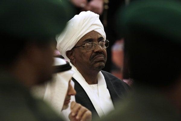 Sudánska prezident Umar al-Bašír.