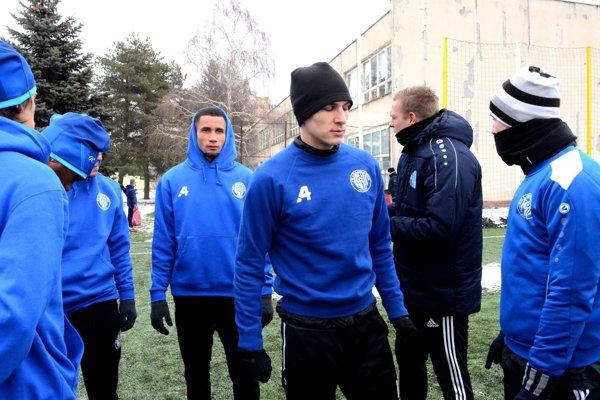 V Lokomotíve Košice sa vytvára slovensko-brazílsky futbalový mix.