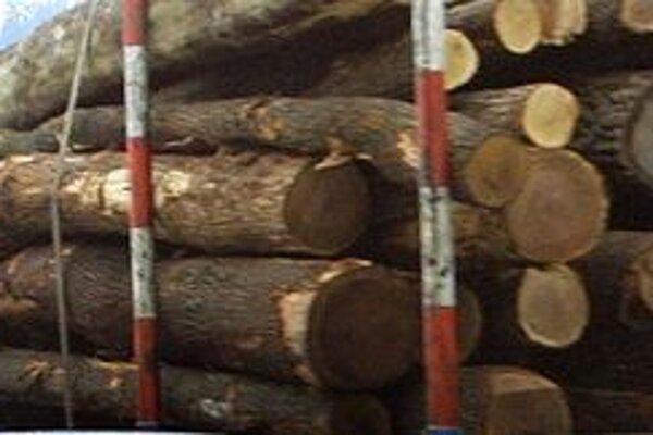 Stúpajúce ceny guľatiny prispeli k zhoršeniu ekonomickej situácie v drevárskej firme.