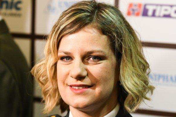 Zuzana Rehák Štefečeková.