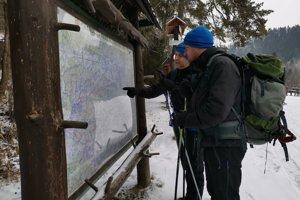 Tomek a Radoslav sa chystali na najvyšší slovenský ľadopád zo Sokolej doliny.