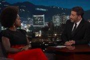Viola Davis u Jimmyho Kimmela