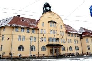 Miestny úrad Košice – Staré Mesto