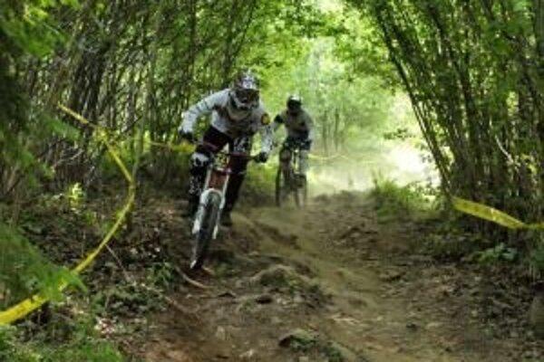 Na štart sa postavili viac ako sto pretekárov a Ferado Freeride-MTB tím zastupovali piati jazdci.