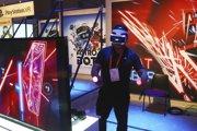 Virtuálna realita v podaní PlayStation VR.