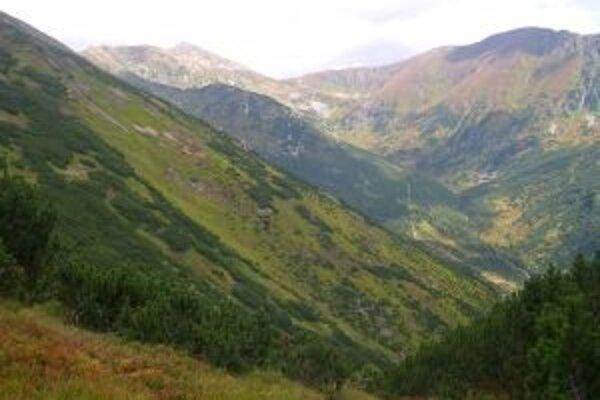 Žiarska dolina patrí medzi najnavštevovanejšie v regióne.