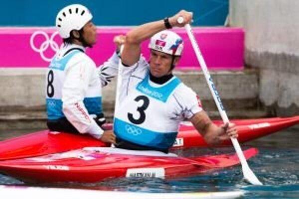Michal Martikán by rád zabojoval o ďalší kov na olympiáde v Riu de Janeiro 2016.