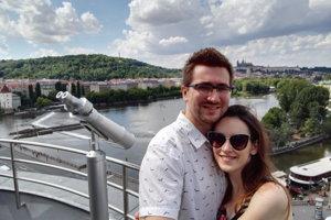 Lukáš a Soňa Valachovci sa po svadbe rozhodli podeliť sa so skúsenosťami so svetom.