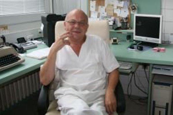 Dezider Timko hovorí, že cytologické vyšetrenie sa odporúča robiť raz za tri roky pri dobrom výsledku.