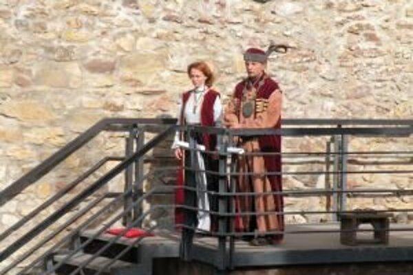 Pracovníci múzea nezabúdajú na programy pre deti ani v jeseni. Naposledy pre nich pripravili podujatie Na hrade a v podhradí – rozprávky z hradu a okolia.