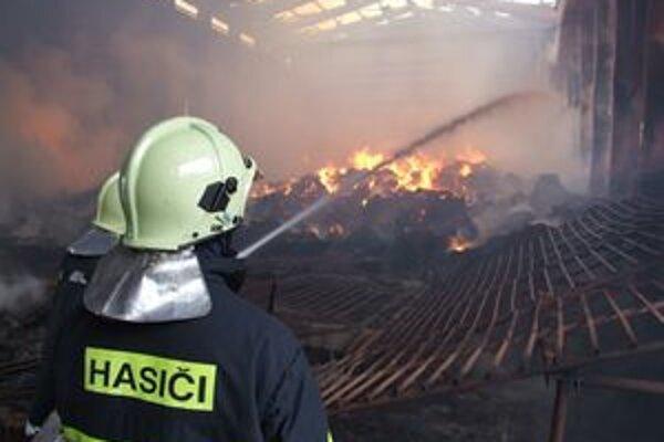 V tomto roku vznikla zatiaľ najväčšia škoda, 83-tisíc eur, pri požiari senníka v Liptovskej Osade.