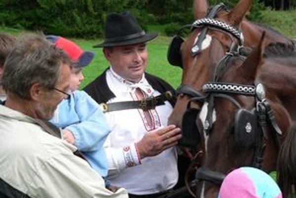 """Milan Gajan, nový predseda občianskeho združenia Klubu priateľov koní Liptova: """"Usilujeme sa o to, aby sa aj v liptovskom prostredí čo najviac rozvíjal chov koní."""""""