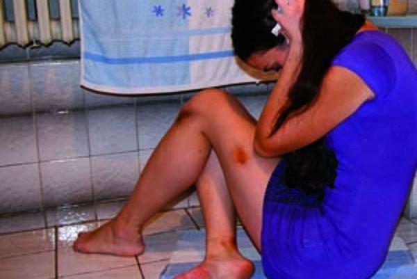 Domáce násilie sa stalo súčasťou mnohých rodín.