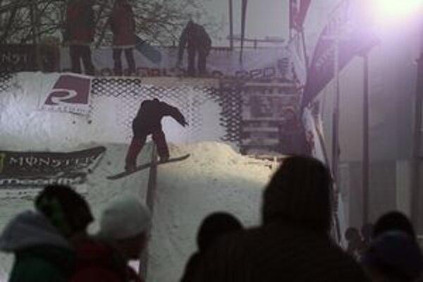 Podujatím priniesli snowboarding a lyžovanie bližšie k ľuďom a ukázali mladým jednu z tvorivých možností, ako môžu tráviť voľný čas.