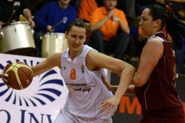 Na Európskom pohári FIBA skončili Ružomberčanky v šetnásťfinále