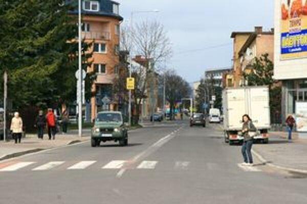 Rekonštruovať budú aj Štúrovu ulicu v Liptovskom Mikuláši.