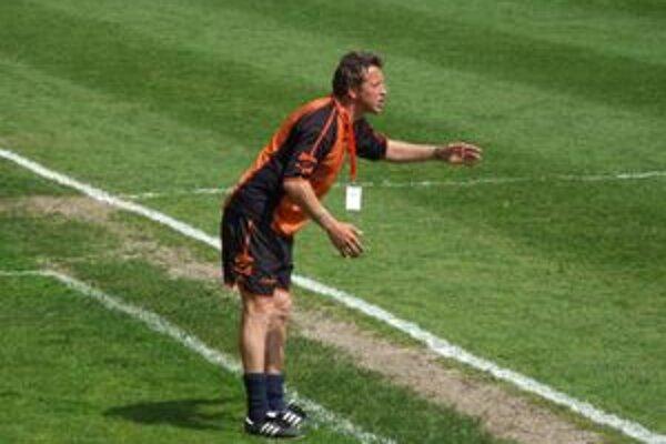 Viliam Hyravý ako tréner v Ružomberku začínal v roku 2002 pri staršom doraste.