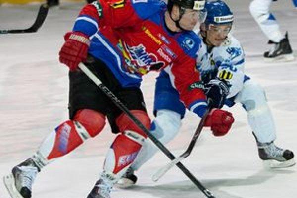 Mikulášskym hokejistom to v tejto sezóne nejde podľa predstáv.