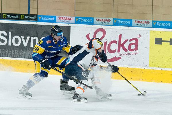 Piešťany získali proti Košiciam bod.