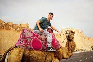 V Maroku vprístavnom meste Agadir.