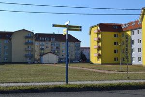 Nové nájomné byty by mali postaviť na Sídlisku pod Sokolejom.