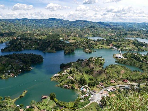 Príroda v Kolumbii