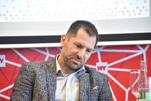 Predseda komisie Rozvojové centrum, Hokejový región Trenčín Richard Pavlikovský