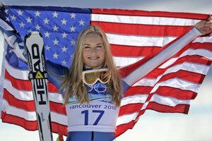 Olympiáda v roku 2010.
