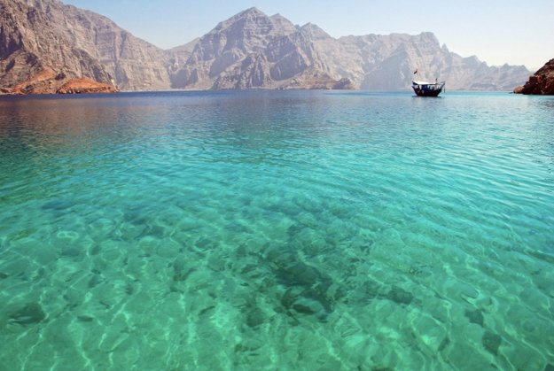 Ománske fjordy