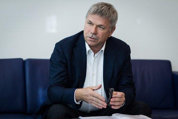 Ivan Šramko je bývalým guvernérom Národnej banky.