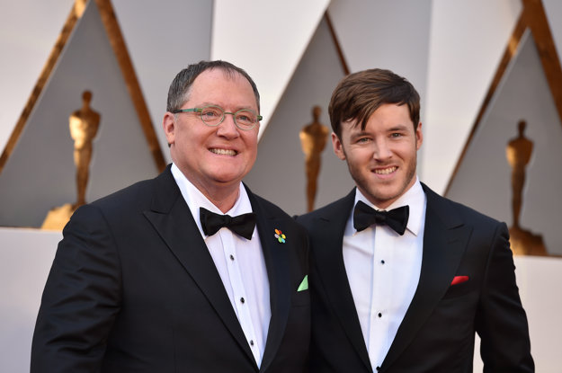John Lasseter a Paul James Lasseter