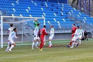 Futbalisti FC Nitra v generálke prehrali s Brnom 1:2.