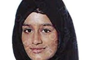 Na nedatovanej policajnej snímke  je Shamima Begum.