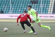 Prvý jarný gól Žiliny strelil Ivan Diaz.