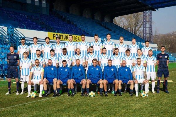 Cieľom futbalistov FC Nitra je prebojovať sa do prvej šestky.