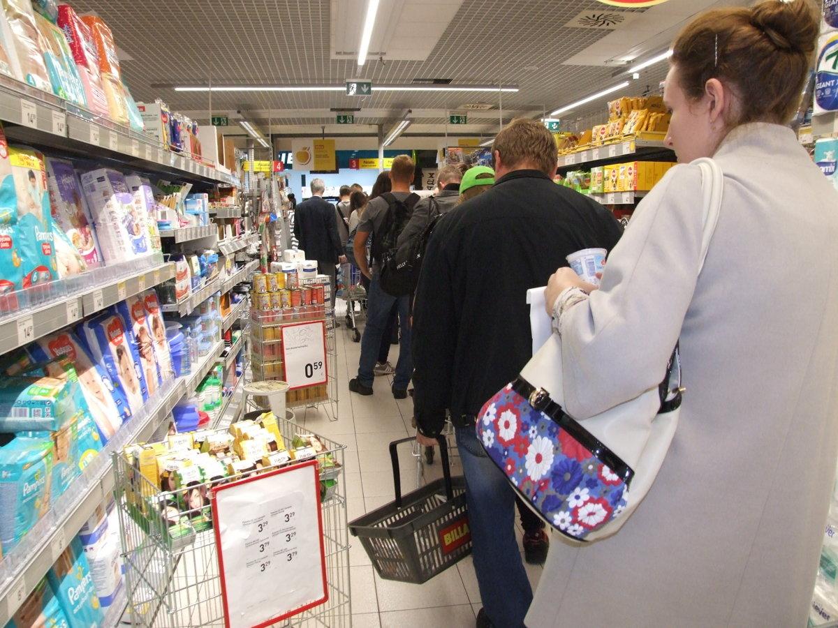 a09ec6214ce4 V centre Nitry bude problém nakúpiť potraviny - SME