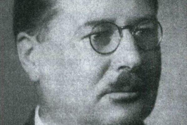 Prvý československý župan Abovsko-turnianskej župy, JUDr. Ján Sekáč.