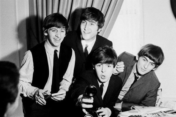 The Beatles sú poprednými miláčikmi mileniálov.