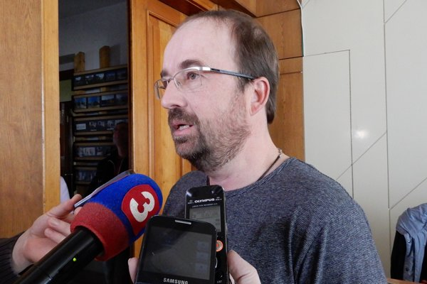 Správy Tatranského národného parku (TANAP) Pavol Majko.