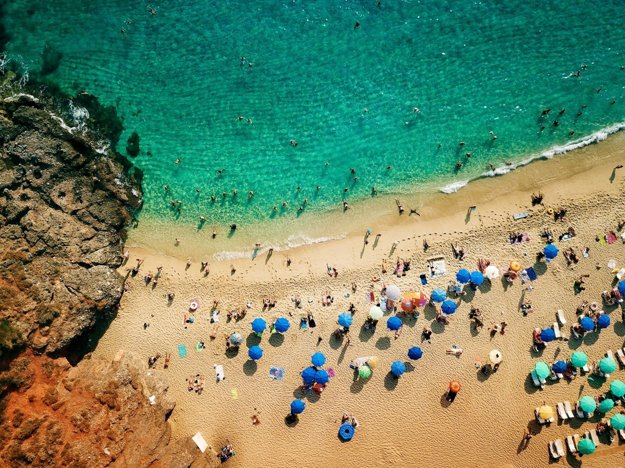 Turecké pobrežie