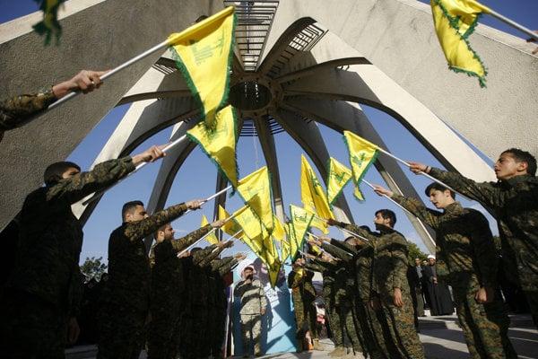 Hizballáh je šiitská militantná skupina operujúca v Libanone.