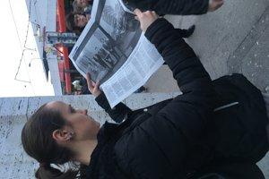 Denník SME pripravil špeciálne vydanie.