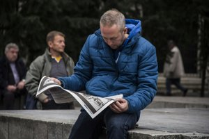 Denník SME pripravil špeciálne noviny.