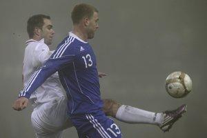 Adam Nemec odohral v reprezentácii 42 zápasov a strelil 13 gólov. Zúčastnil sa ME 2016.  Momentka z roku 2011.