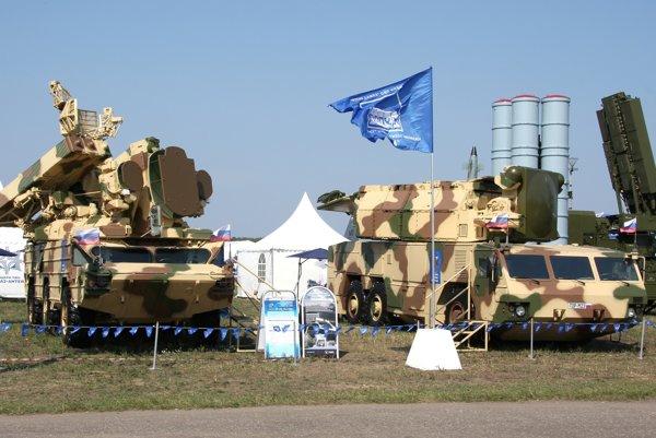 Rusi pracujú na modifikácii systému Tor-M2.