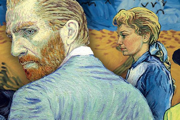 Z filmu Loving Vincent.