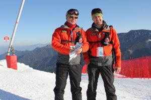 Doktor Ladislav Kotrusz je členom Horskej záchrannej služby.