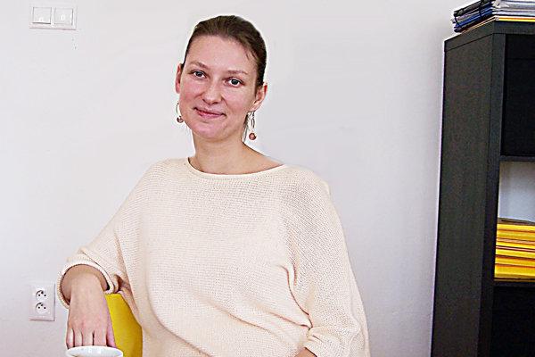 Erika Cintulová, starostka Kláštora pod Znievom
