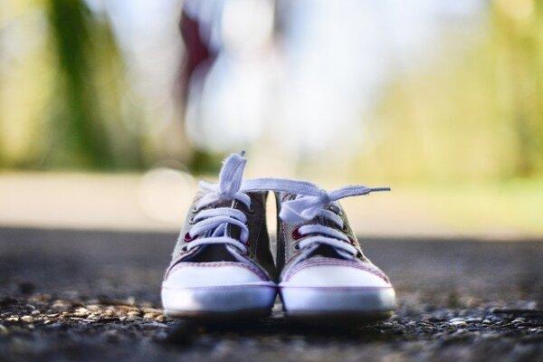 Detské topánky (ilustračné foto).